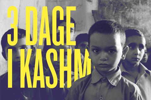 Tre dage i Kashmir